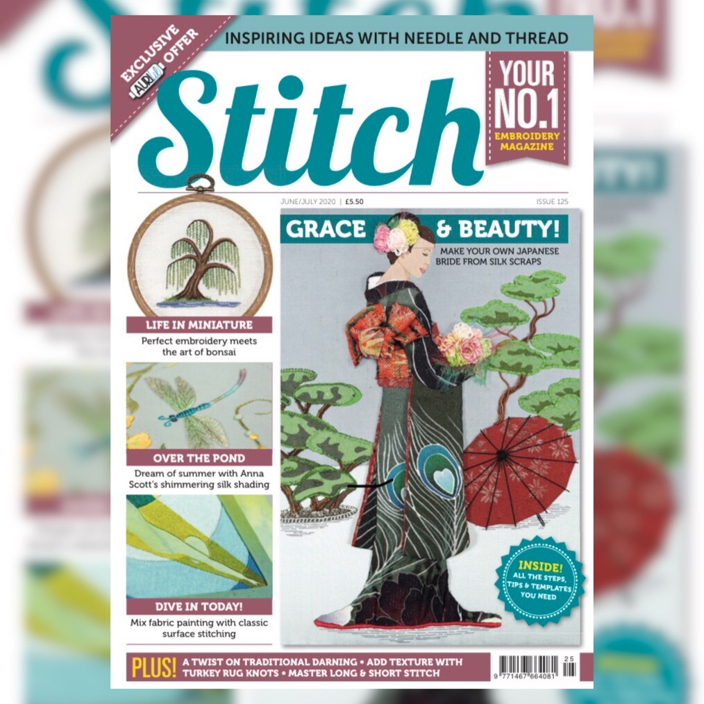 Stitch Magazine - Out Now!